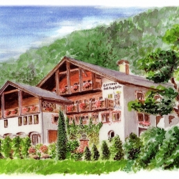 Gasthaus Pass Lueg 2005