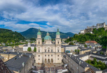 Salzburger Dom | Cathedral