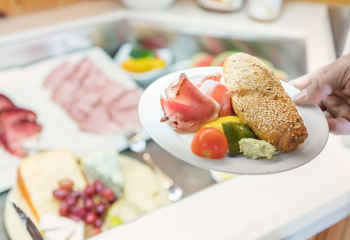 Frühstücksbuffet | breakfast buffet